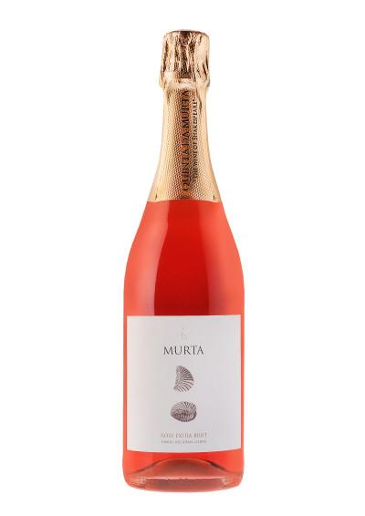 Bottle MURTA Rose Extra Brut 2011 IG Lisboa (alta)_lojaonline