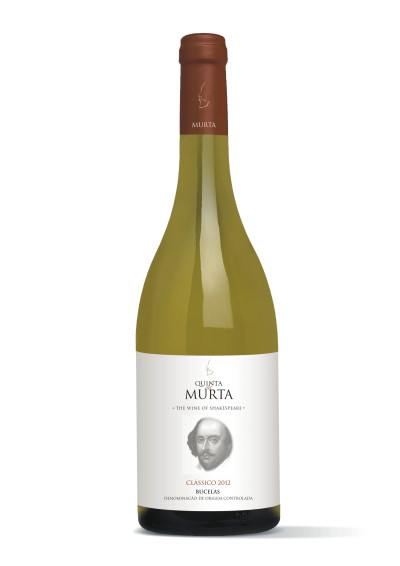 Bottle Quinta da MURTA Classico 2012 DOC Bucelas_lojaonline